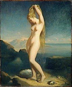 1838_Théodore_Chasseriau_-_Venus_Anadyomene